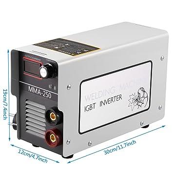 552e2f526f002 coorun Poste à souder Soudure à électrodes 250 A jusqu à 4
