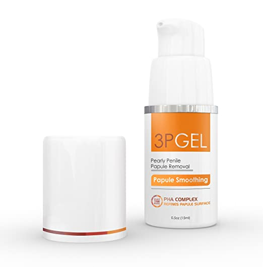 3p gel pearly penile papules removal cream