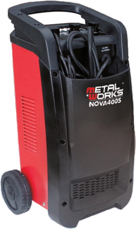 Cargador arrancador 220v 1,6kw alta potencia 12 y 24 voltios