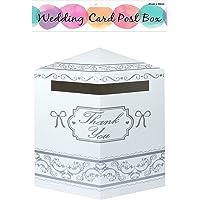 WEDDING CARD POST BOX WHITE 31 X 40