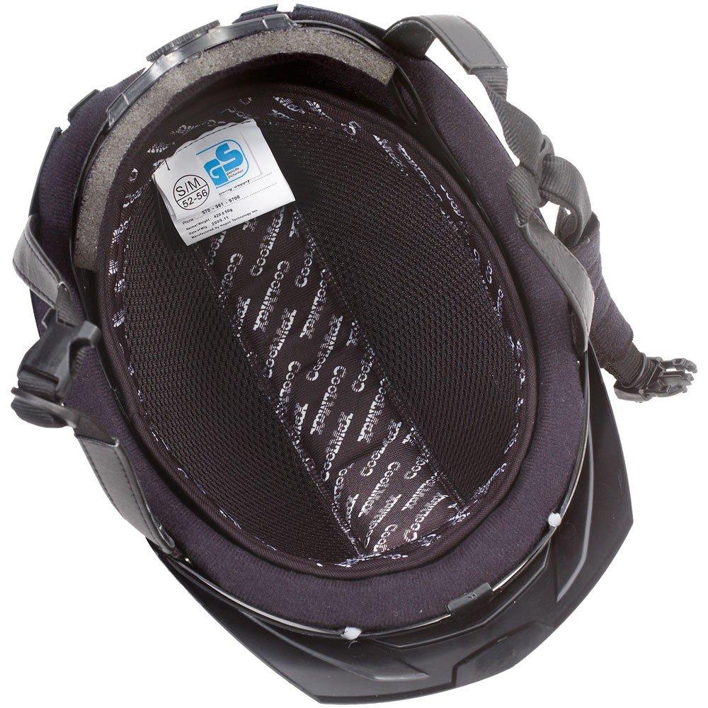 Ovation Coolmax Helmet Liner Black Fits: X Small