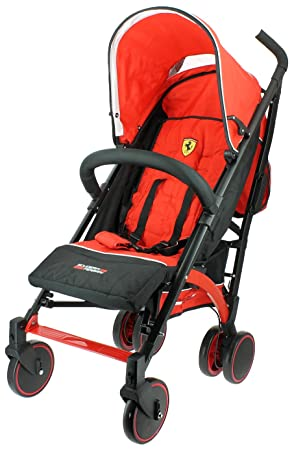 Poussette canne ferrari - Poussette canne legere inclinable ...