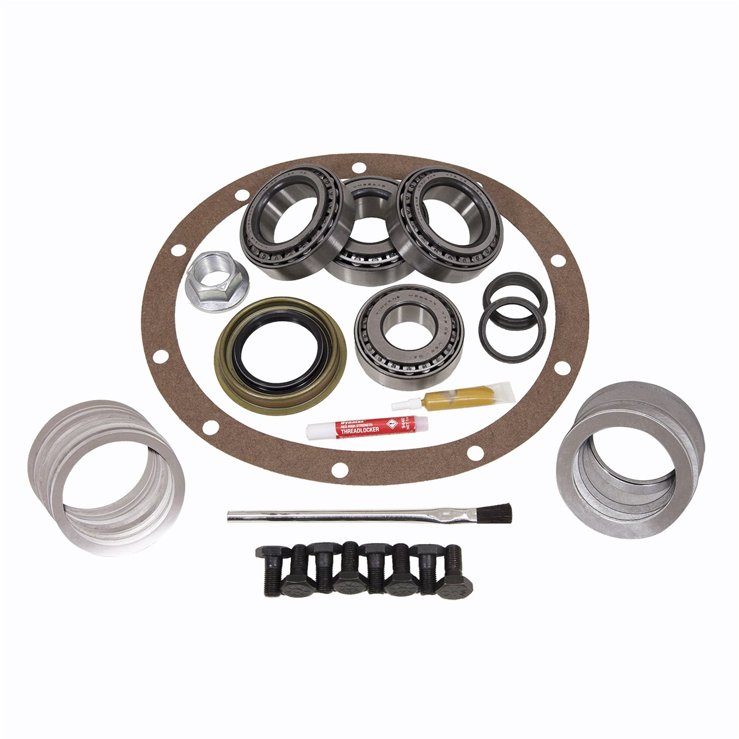 USA Standard Gear (ZK M20) Master Overhaul Kit for AMC Model 20 Differential