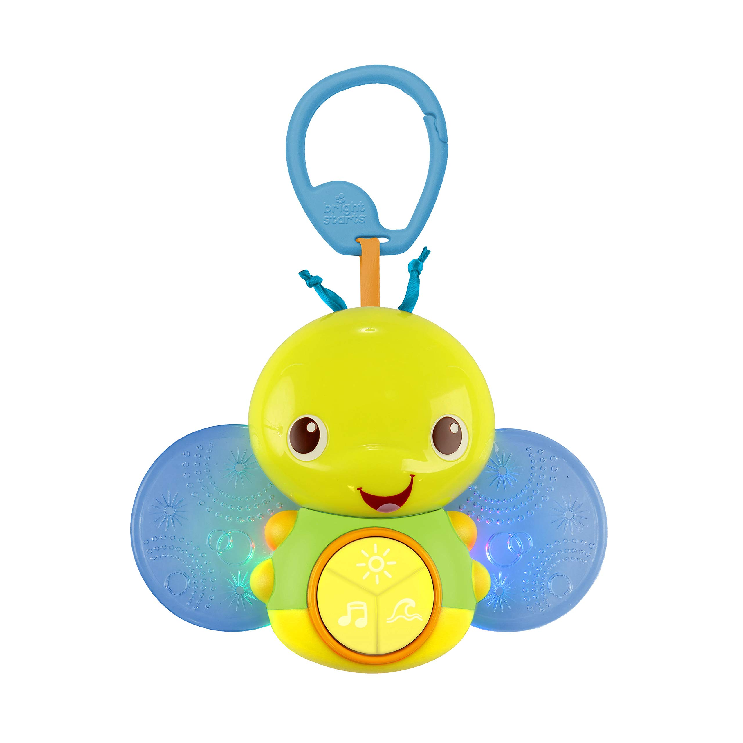 Bright Starts Beaming Buggie Take-Along Toy by Bright Starts
