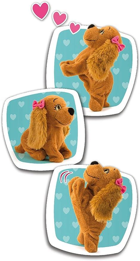 7963IMIT 2172754-IMC Toys Lucy Cagnolina Interattiva Lingua Italiana