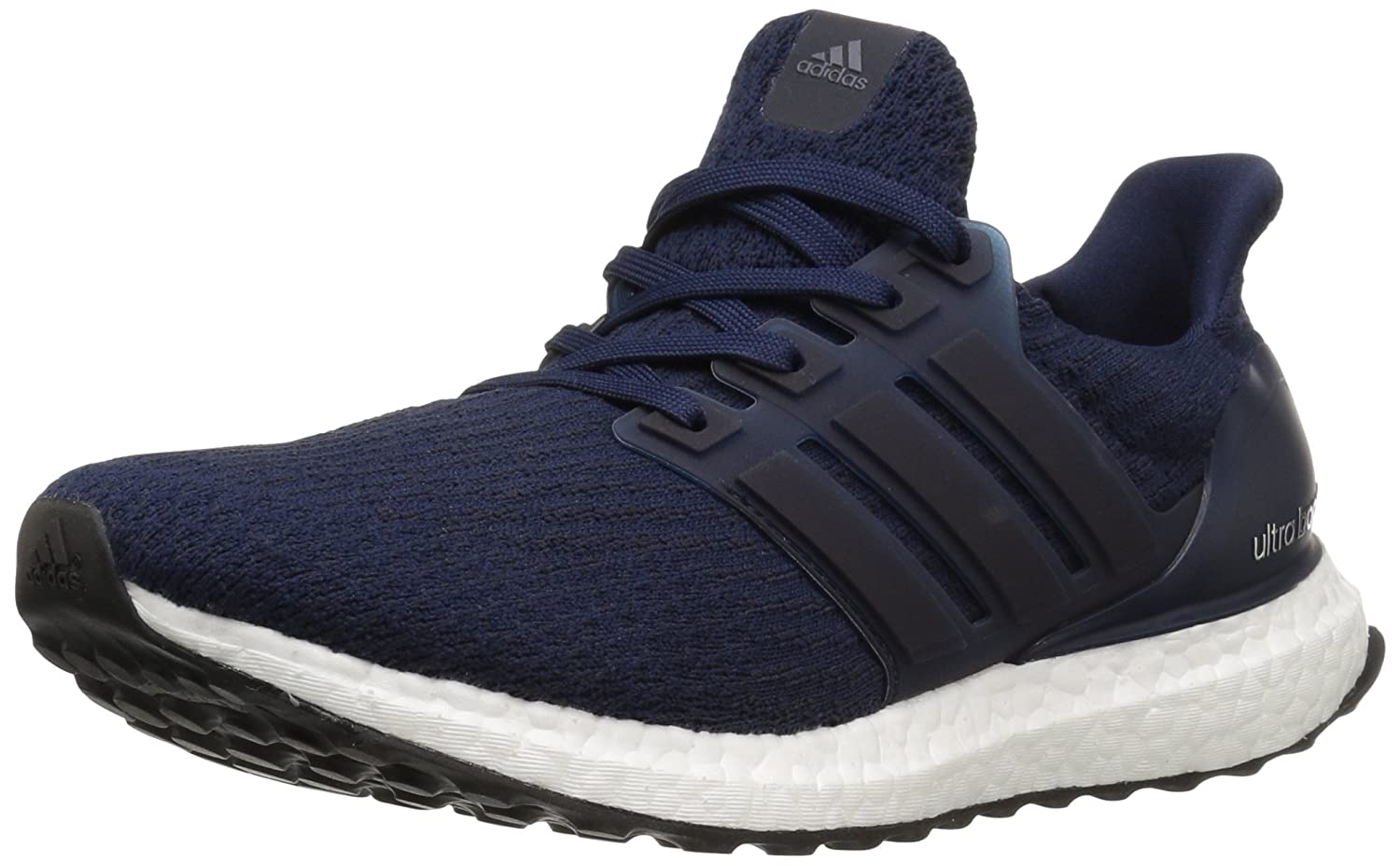 adidas Performance Men's Ultra Boost M Running Shoe B01H6447VK 8 D(M) US|Collegiate Navy/Collegiate Navy/Dark Navy