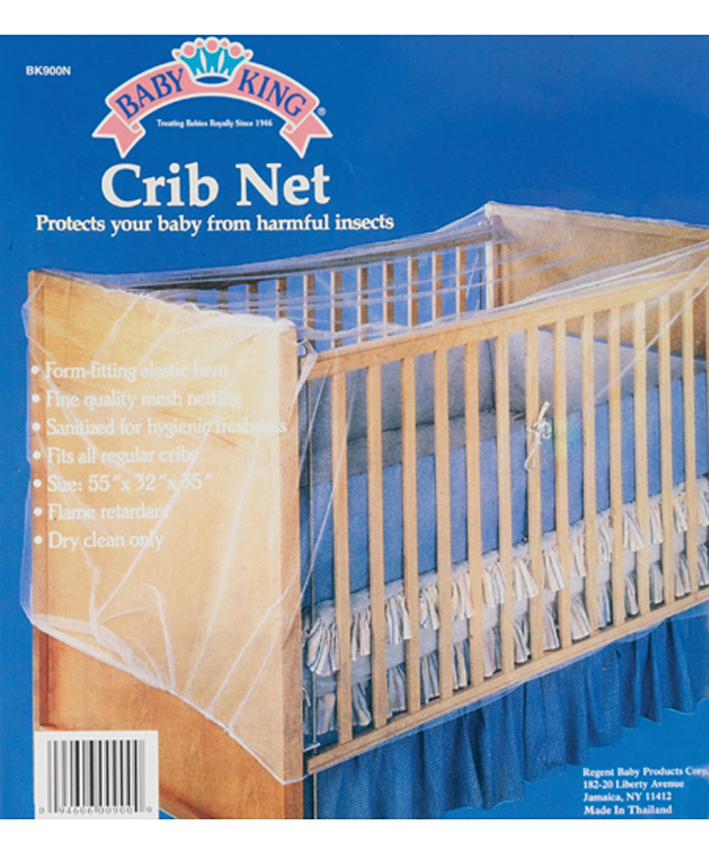 sc 1 st  Amazon.com & Amazon.com : BabyKing Crib Net : Crib Insect Netting : Baby