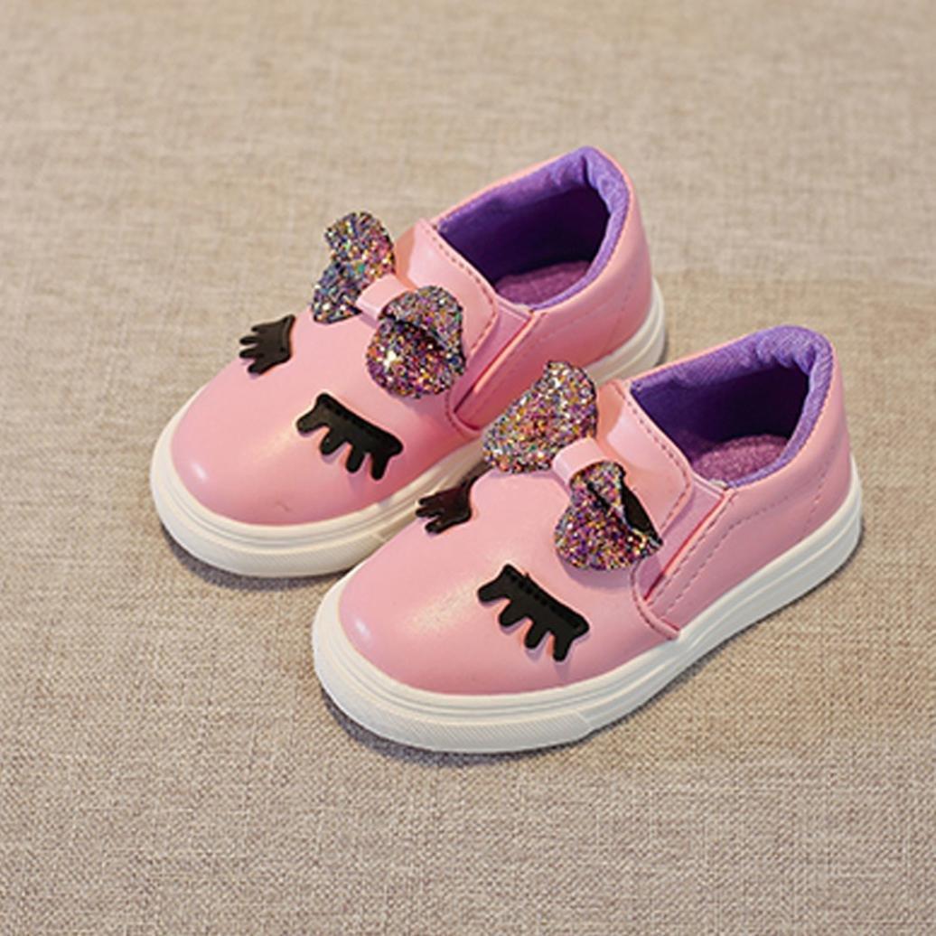 Amazon.com: Zapatillas de paseo para bebés de 1 a 6 años de ...