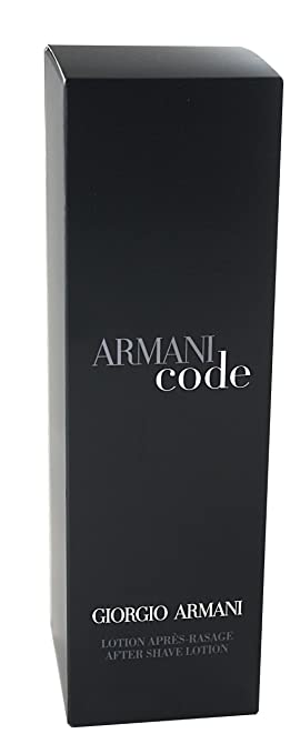 4be30037d3d Giorgio Armani Code Aftershave Lotion 100ml  Amazon.co.uk  Beauty