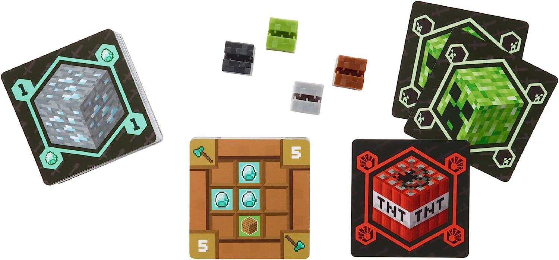 Mattel Games Minecraft Card Game, DJY41