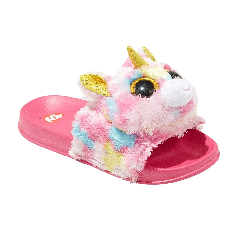Ty Beanie Boo Beanie Boo Slide Flip Flop For Girls Fantasia Unicorn