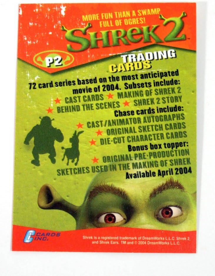 Shrek 2 Movie Card Box