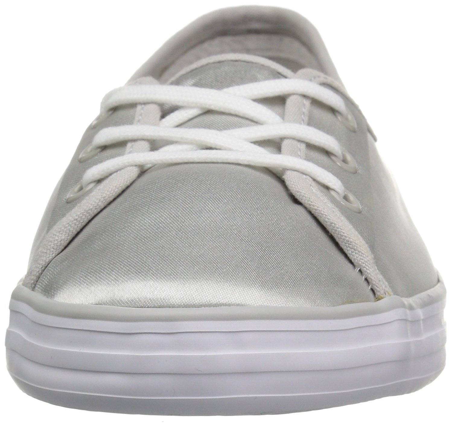 Lacoste Women's Ziane Chunky Sneakers Grey/White B071X87FC9 6.5 B(M) US|Light Grey/White Sneakers Textile 2d8be0