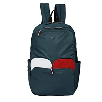 43ccec409 Tommy Hilfiger Green School Backpack (TH/BIKRL06CLO): Amazon.in ...