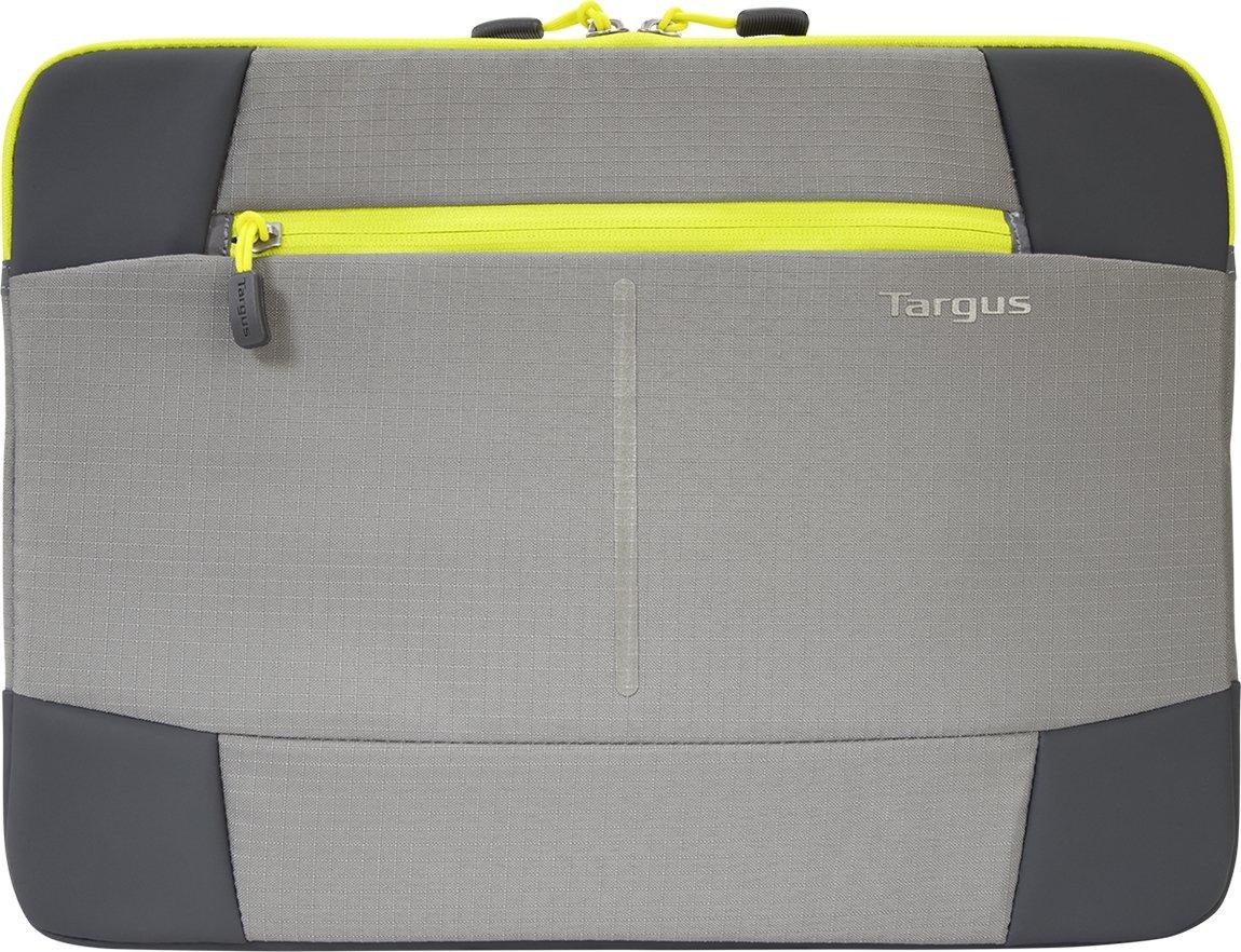 Amazon.com: Targus Bex II Sleeve for 14-Inch Laptops, Gray and ...