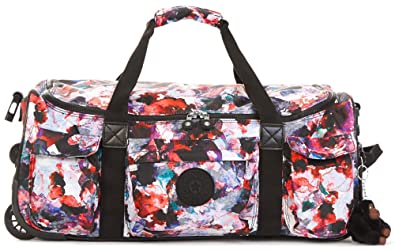 3e7fa37fc43 Image Unavailable. Image not available for. Color: Kipling Discover Small  Wheeled Duffle ...