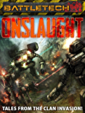 BattleTech: Onslaught - Tales from the Clan Invasion! (English Edition)