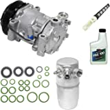 Universal Air Conditioner KT 4193 A/C Compressor and Component Kit