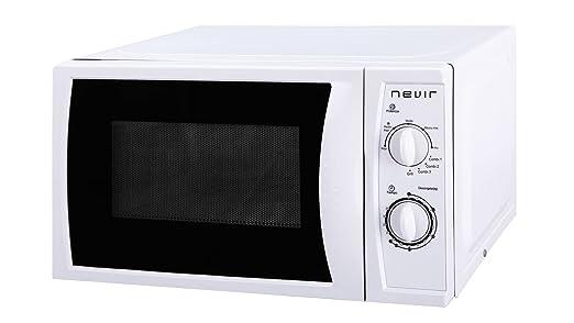 Nevir NVR-6023 MG Encimera 20L 700W Color blanco ...