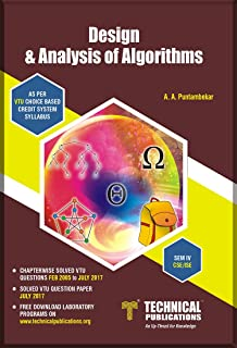 Buy analog digital electronics for vtu sem iii cse ise cbcs design and analysis of algorithms for vtu sem iv cseise course fandeluxe Image collections