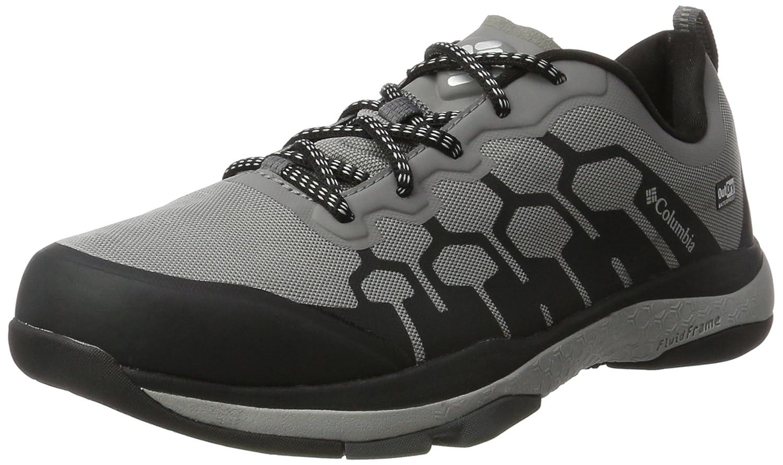 Columbia Men's ATS Fs38 Outdry Trail Running Shoe B01MQWJ9I8 10.5 D(M) US|Ti Grey Steel, Steam