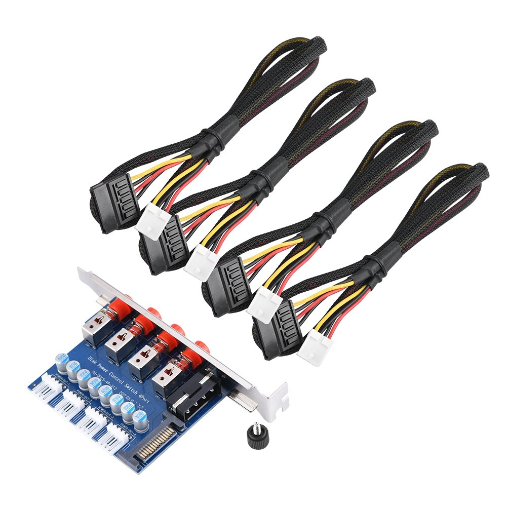 HDD Power Switch  HDD Power Control Switch Hard Drive Select