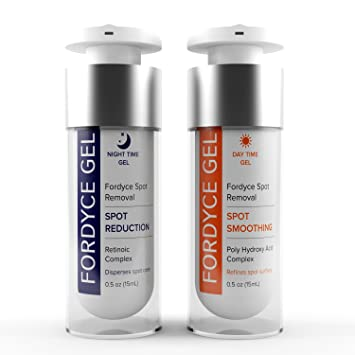 Fordyce Spots Removal Cream  The first clinically proven fordyce spot home  treatment for men and
