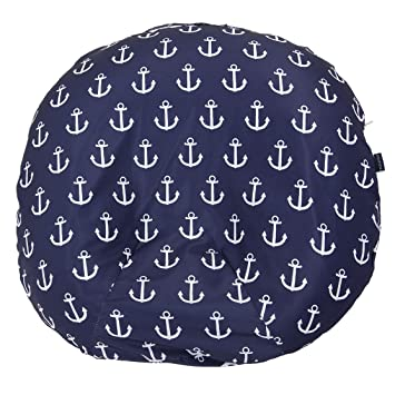 Removable Cover for Newborn Baby Lounger//Blue//Fits Boppy Lounger//Water Resistant