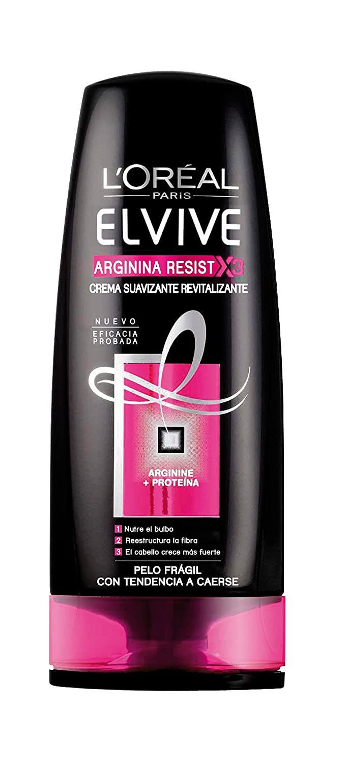 LOréal Paris Elvive Arginina Resist Acondicionador - 25 cl ...