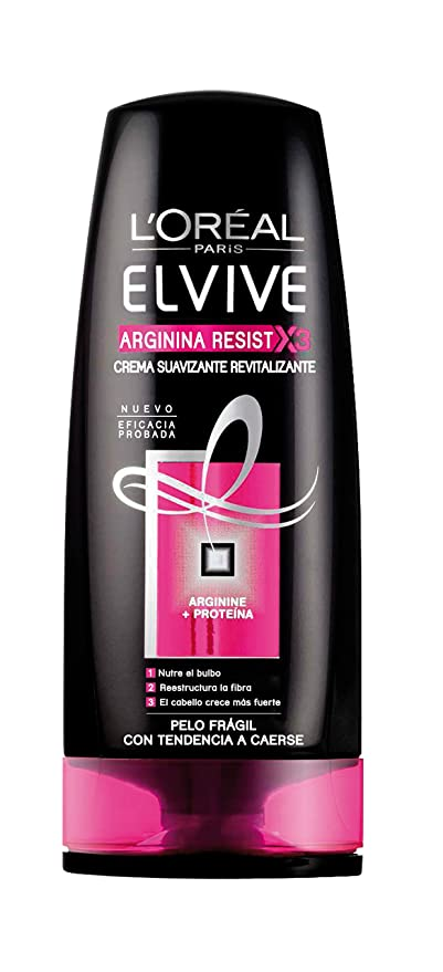 LOréal Paris Elvive Arginina Resist Acondicionador - 25 cl