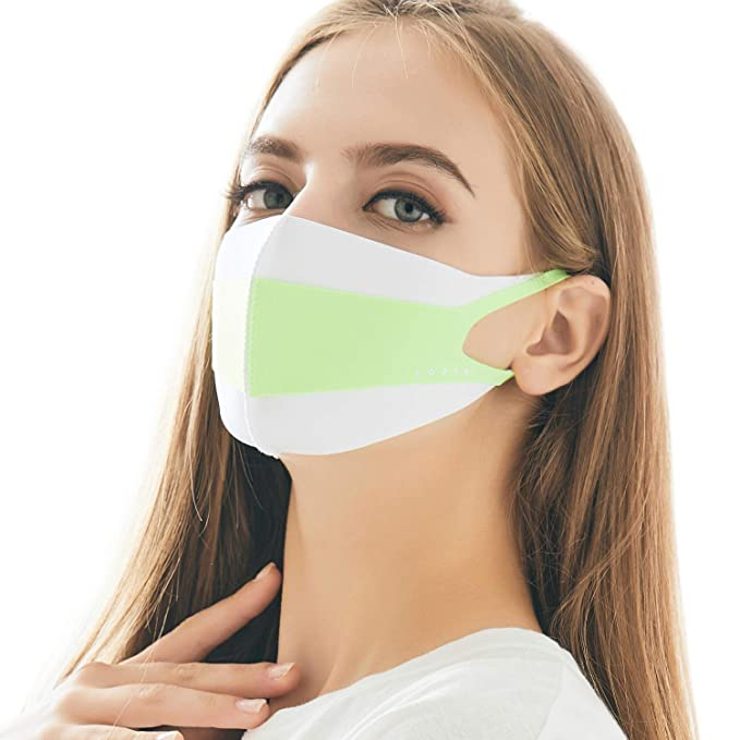 Reusable And Air Looka Washable Fashion Protective Mask