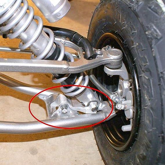 ATV Kit de bajada delantera para Yamaha Raptor 350 660R ...