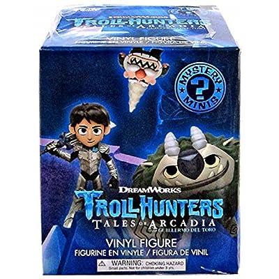 Funko 20523 Mystery Mini: Troll Hunters Series 1 zzcould no Encuentra Pop Vinilo, Multi: Funko Mystery Mini:: Juguetes y juegos