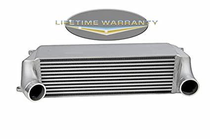 PRIMECOOLING SILVER FULL ALUMINUM INTERCOOLER for PORSCHE 944 TURBO &951 TURBO AIR COOLING /INTER COOLER