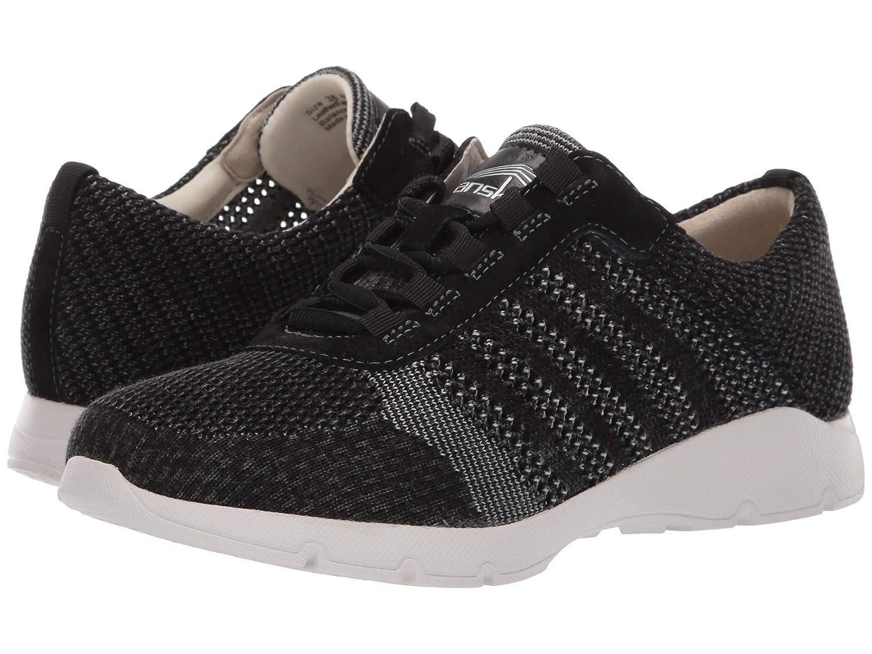 特売 [ダンスコ] レディースウォーキングシューズカジュアルスニーカー靴 Adrianne [並行輸入品] [並行輸入品] B07N8FBFH7 Black Washed Washed Knit Knit 25.0~25.5 cm 25.0~25.5 cm Black Washed Knit, ナナカイムラ:d6811c5d --- a0267596.xsph.ru