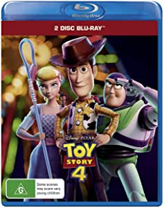 Toy Story 4 [2 Disc] (Blu-ray)