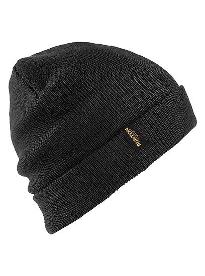 45a110a700a Amazon.com  Burton Kactusbunch Beanie True Black  Clothing