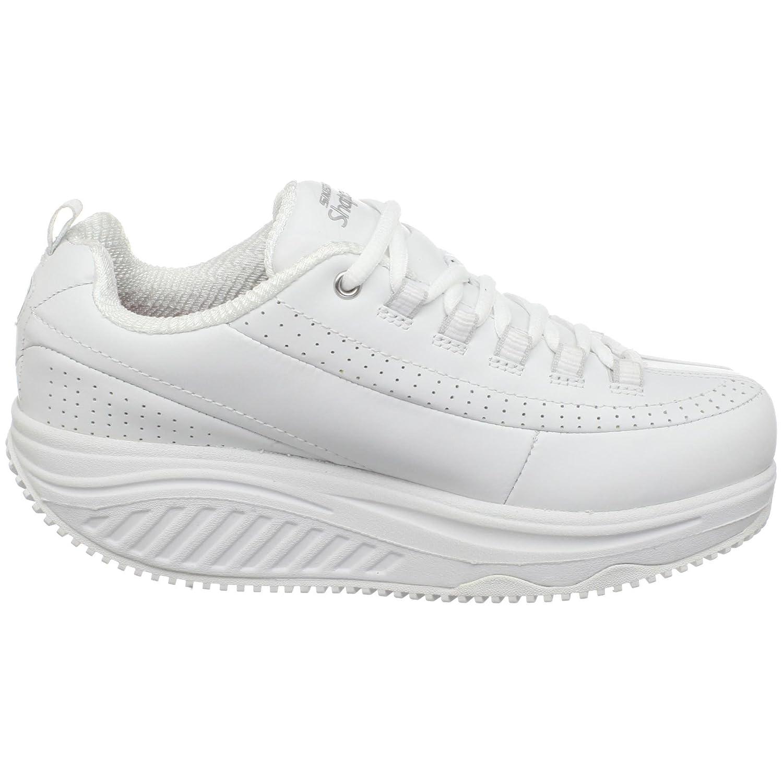 Skechers For Arbeid Kvinners Form Ups 76428 Sklisikre Sneaker jlOKNk