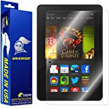 "Kindle Fire HDX 7"" Screen Protector, ArmorSuit MilitaryShield - Lifetime Replacements - Anti-Bubble Ultra HD Premium Screen Protector For Kindle Fire HDX 7"" - Clear"