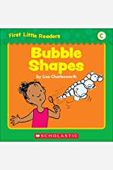 First Little Readers: Bubble Shapes (Level C) Kindle Edition