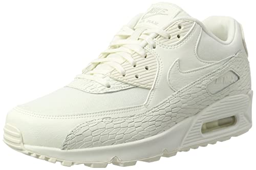 481a85b215c9 ... Nike Womens Air Max 90 PRM LEA Running Trainers 904535 Sneakers Shoes ( US 8