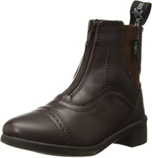b5770db3b0750 Amazon.com : TuffRider Women's Belojod Patent Leather Boots ...