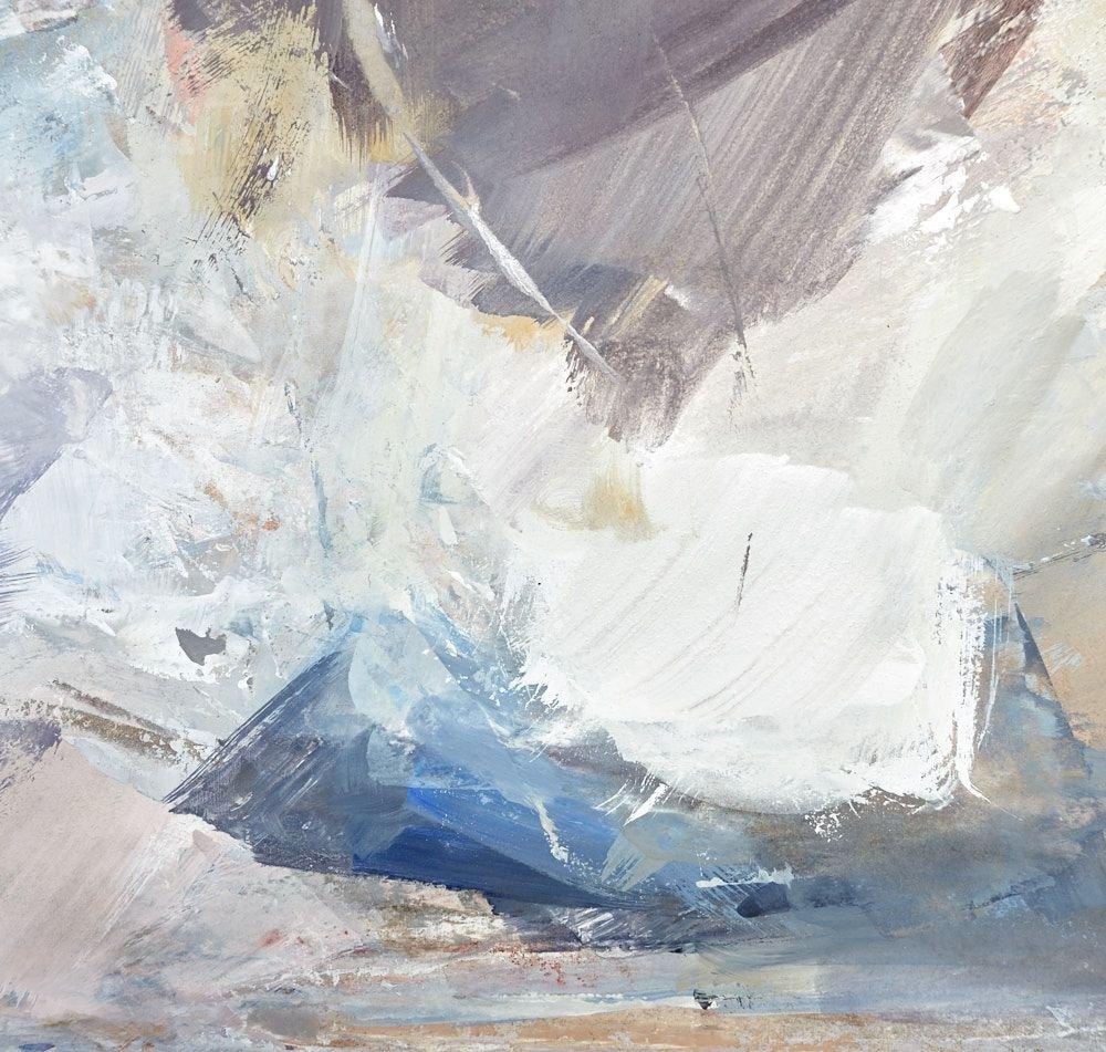 Cloudburst, Ross sands by
