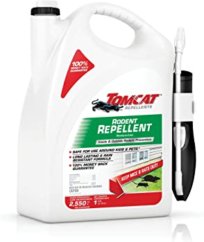 Tomcat Repellent Rodent 1-Gallon Spray with Comfort Wand
