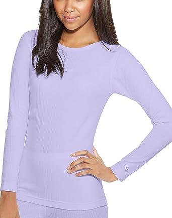 Duofold Camisa térmica de peso medio para mujer