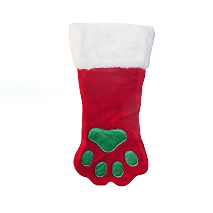 6e0e0f4706e Outward Hound Kyjen 30016 Christmas Paw Dog Stocking Holiday and Christmas  Accessories For Dogs