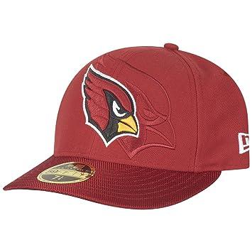 New Era 59Fifty LOW PROFILE Cap - SIDELINE Arizona Cardinals - 7 3 8 ... c51f673cd
