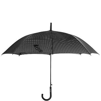 Butlers BODYGUARD Paraguas con lunares blancos negro