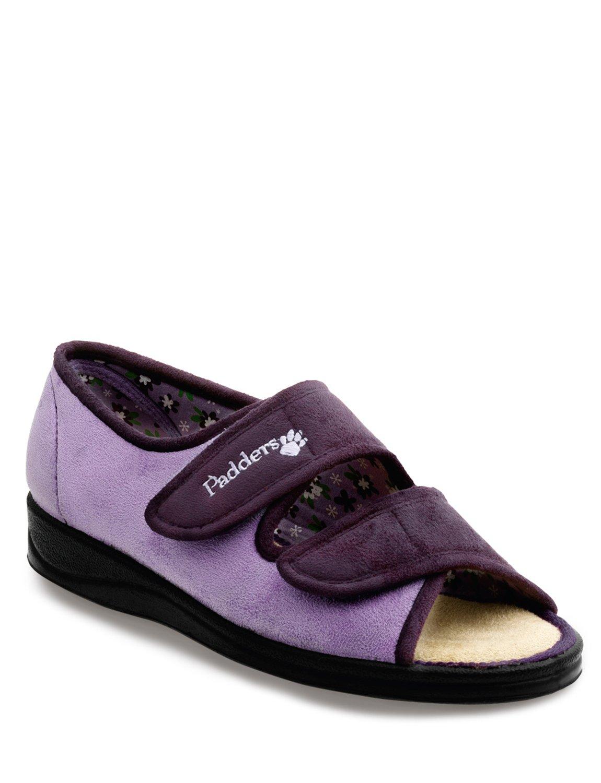 Padders Violet - Pantoufles rembourrées B074K9Y8BW Pointure Large 10258 pour Femme Violet d12755c - piero.space