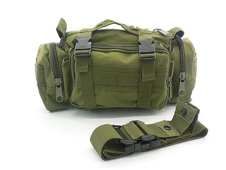 cbc436ad100 Amazon.com   Durable 600D Waterproof Fablic Utility 3P Military ...